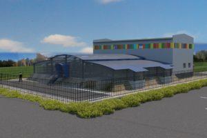 Проект очистных сооружений Леденцово парк