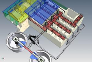 Проектирование очистных сооружений и водоснабжения