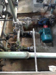 Обследование системы очистки сточных вод