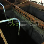 Обслуживание очистных сооружений ливневых сточных вод