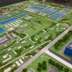 Завершился первый этап реконструкции Люберецких очистных сооружений