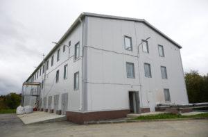 В Южно-Сахалинске завершено строительство новых очистных сооружений канализации